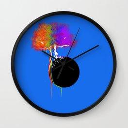 Abysmal Dream Wall Clock