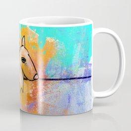 Dog No.1 by Kathy Morton Stanion Coffee Mug