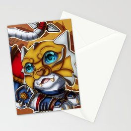 Shado-Pan Tiger Stationery Cards