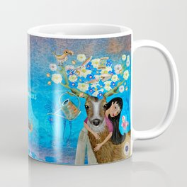 You belong amongst the Flowers Coffee Mug
