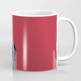 Red woman n3 Coffee Mug