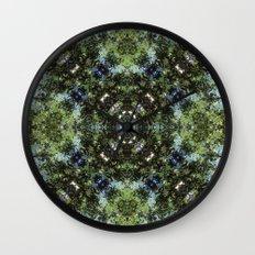 Reflection Kaleidoscope Wall Clock