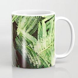 Forest of Green Ferns Coffee Mug
