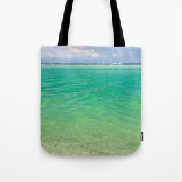 Tranquility: Caladesi Island, FL Tote Bag