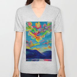 From The West, Kelowna Unisex V-Neck