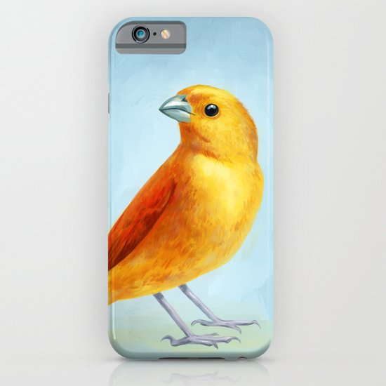 Wild Canary iPhone & iPod Case