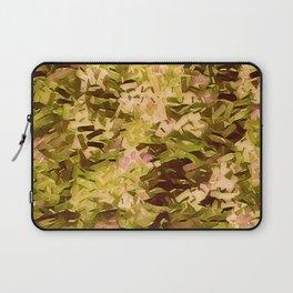 Pantone Olive Confetti Laptop Sleeve