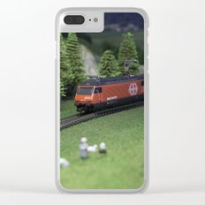 Märklin Z Clear iPhone Case