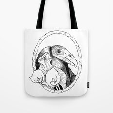 Mr. Vulture Tote Bag