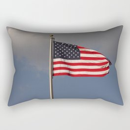 These Colors don't Bleed Rectangular Pillow