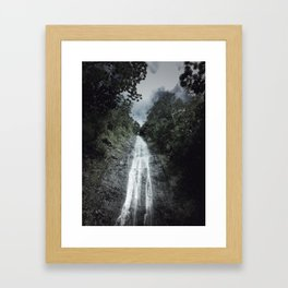 Infante Waters Framed Art Print