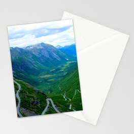 Snake Road Stationery Cards