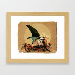 Dawn Framed Art Print