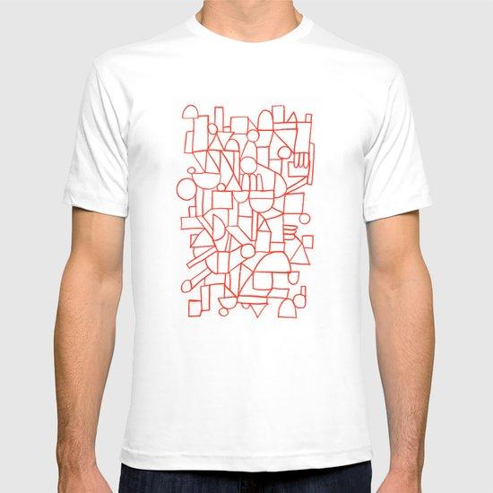 Rad lines T-shirt