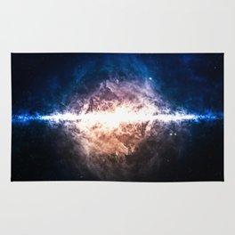 Star Field in Deep Space Rug