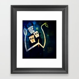 The Effects Framed Art Print