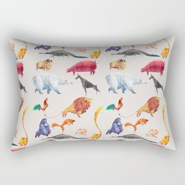 Animal kingdom Rectangular Pillow