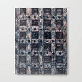 Casa Metal Print