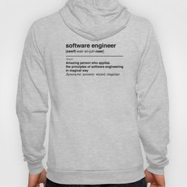 Software Engineer definition Hoody