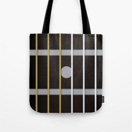 Guitar Neck Fretboard - Music Tote Bag