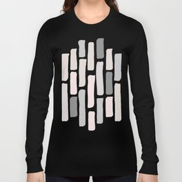 Soft Pastels Composition 1 Long Sleeve T-shirt
