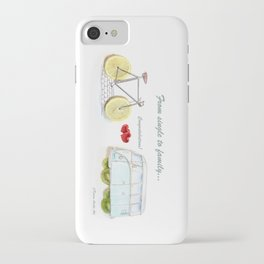 Our Love Journey iPhone Case