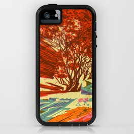 A bird never seen before - Fortuna series iPhone Case