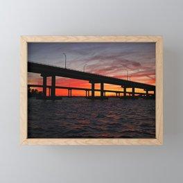 An Evening on the Caloosahatchee II Framed Mini Art Print