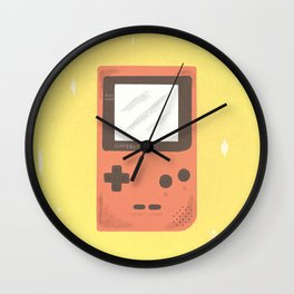 Gameboy Wall Clock