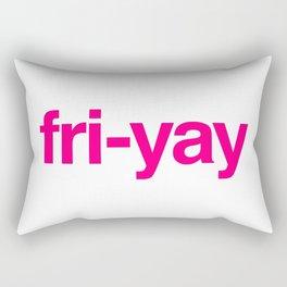 Fri-yay Rectangular Pillow