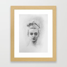 Serenity's Composure Framed Art Print