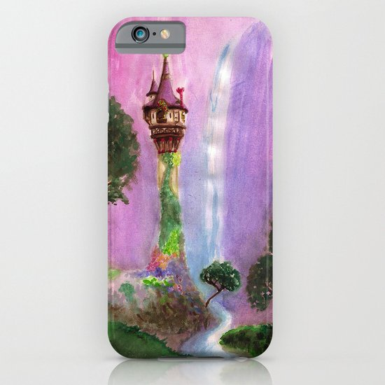 The Mystical Tower iPhone & iPod Case