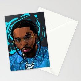 Pop Smoke Stationery Cards