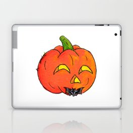 Pumpkin Groom Laptop & iPad Skin