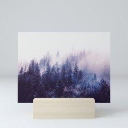 Misty Space Mini Art Print