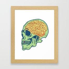 Numbskull Framed Art Print
