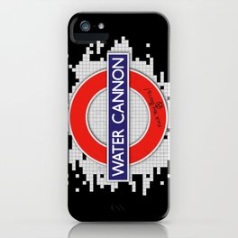 Water Cannon iPhone Case