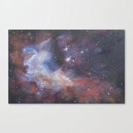 Celestial Swath Canvas Print