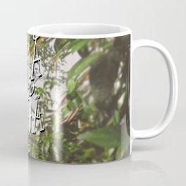 Pura Vida Costa Rica Jungle Life Caribbean Type Coffee Mug