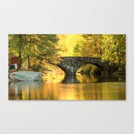 Clove Lake Park Canvas Print