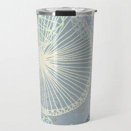 Geodesic by Friztin Travel Mug