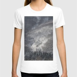 Winter Landscape Fine Art T-shirt