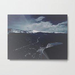 Mount Evans Metal Print