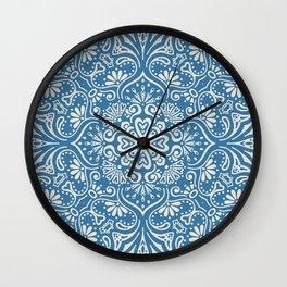 Mandala 12 Wall Clock