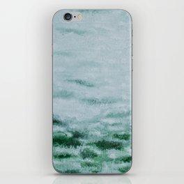 Green dream iPhone Skin