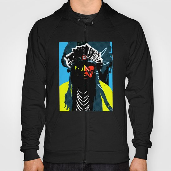 Indian Pop 51 Hoody