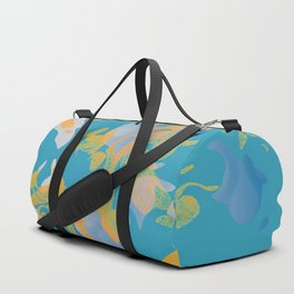 THE SHAPE OF WATER - TURQUOISE Duffle Bag