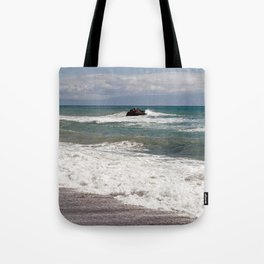 POWER OF THE SEA - SICILY Tote Bag