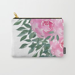 Watercolor floral n.2 Carry-All Pouch