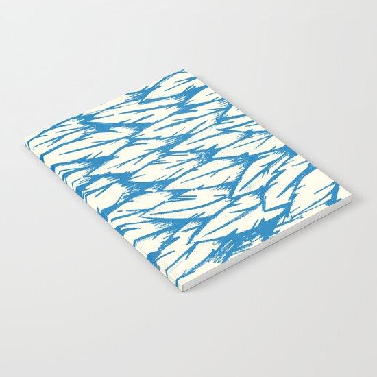 Feathered Fringe Notebook